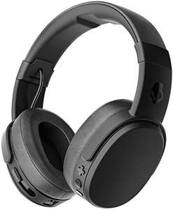 Skullcandy Crusher Bluetooth Wireless Over-Ear Headphone with Mic - Black £71.99 @ Amazon