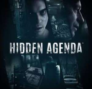Hidden Agenda PS4 £9.99 @ psn store