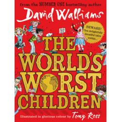 The World's Worst Children -by David Walliams £7 @ Tesco