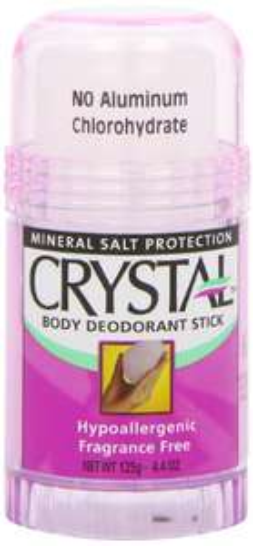 Crystal Deodorant Stick 125 g - £1.96 Subscribe & Save / £2.06 add on item @ Amazon