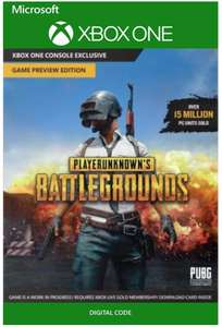 PlayerUnknown's Battlegrounds PUBG Xbox One - £17.99 (£17.09 with Apple Pay) @ CDKeys