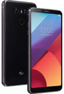 LG G6 black brand new sold by Amazon Italy £346.42 including delivery