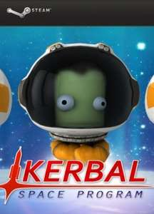 Kerbal Space Program for PC/Steam, £4.90 from instant-gaming.com
