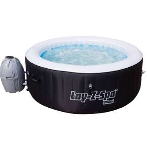 Lay-Z-Spa Miami Hot Tub, Airjet Inflatable Spa, 2-4 Person £250 @ Amazon