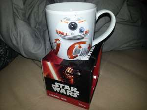 Star Wars BB8 Mug 99p @ Sam 99p Croydon