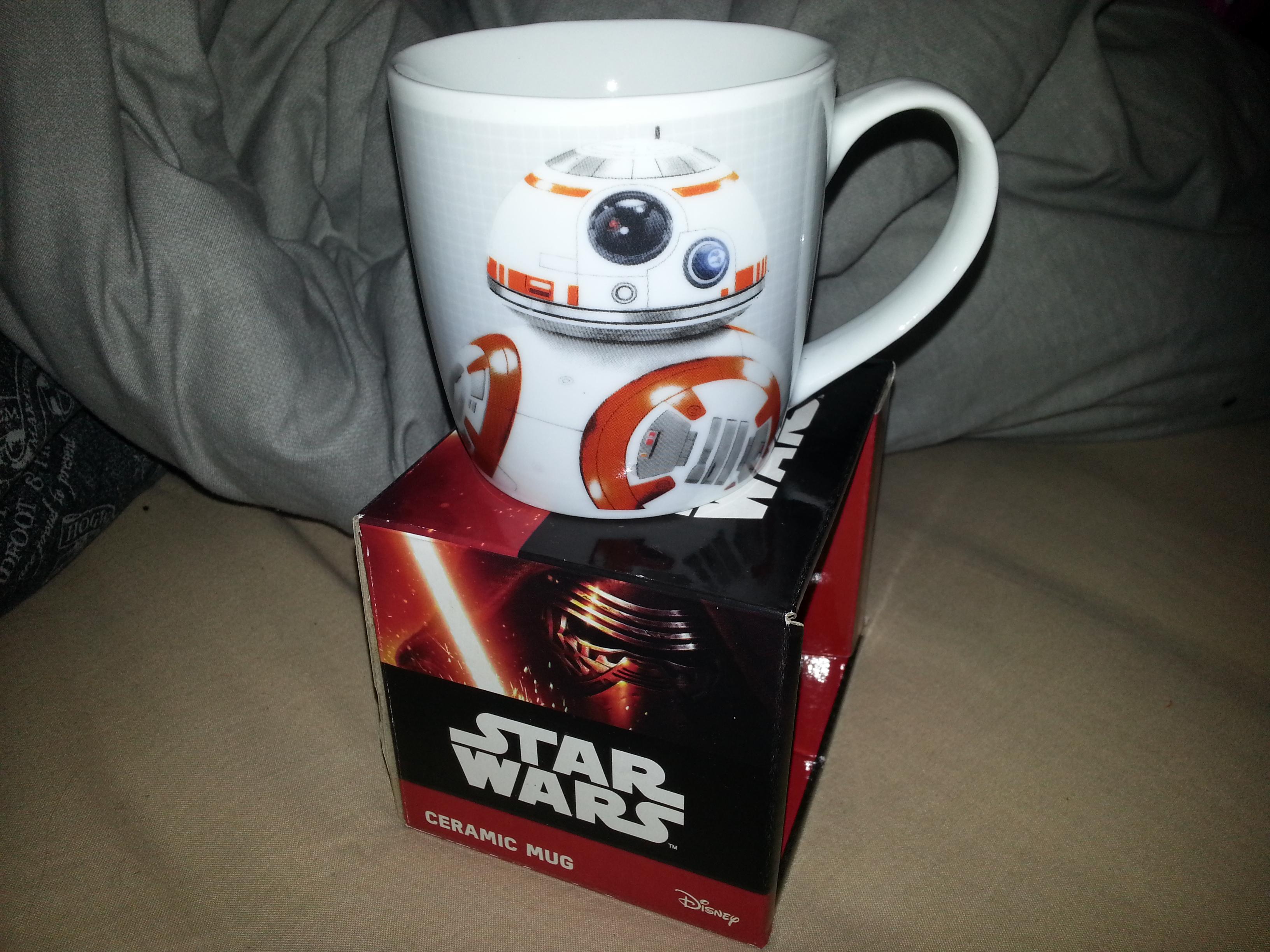Star Wars BB8 Mug 99p @ Sam 99p Croydon