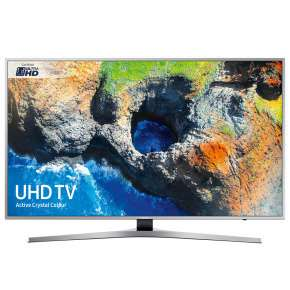 "Samsung MU6400 49"" Smart Ultra HD 4K TV - £449.94 @ ebuyer.com"