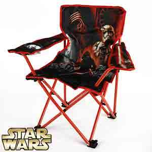 Star Wars: Children's Camping Chair £5.99 @ Home Bargains