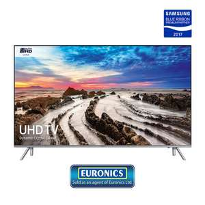 Samsung UE55MU7000 Television for £699 includes 5 year warranty @ PRC Direct