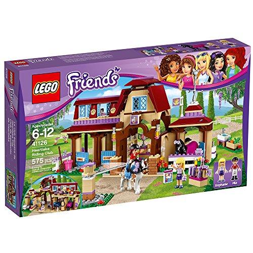 LEGO 41126 Friends Heartlake Riding Club £27.50 (RRP £54.99) @ Amazon
