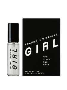 Pharrell Williams Girl For Girls And Boys, 10ml EDP, (in collaboration with Comme des Garçons) In Store @ Poundland, £1