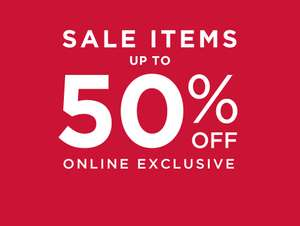 Accessorize 50% off sale PLUS extra 30% off with code