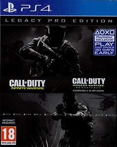 Call of Duty: Infinite Warfare Legacy PRO Edition £14.99 @ Amazon (see other sellers on page)