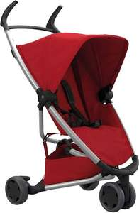 Quinny Zapp Xpress Pushchair- All Red £115 - Mothercare