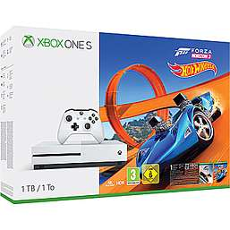 Xbox One S 1TB Console - 6 Games - Forza Horizon Hot Wheels + Steep + The Crew + Gears of War UE Fallout 4 + Prey £239 @ Game