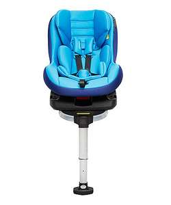 Havana blue isofix car seat £80 from mothercare. 50%off.