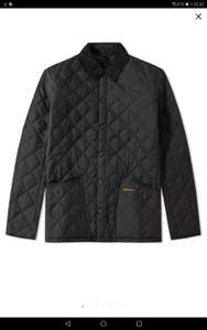 Men's BARBOUR HERITAGE LIDDESDALE QUILT Jacket £69 From £99 @Endclothing