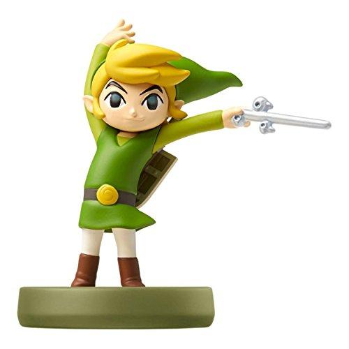 The Wind Waker Link amiibo - TLOZ Collection (Nintendo Wii U/3DS/Nintendo Wii U) - £10.99 amazon.co.uk