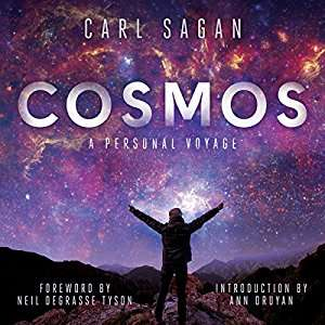 Cosmos by Carl Sagan 99p @ Audible (DOTD)