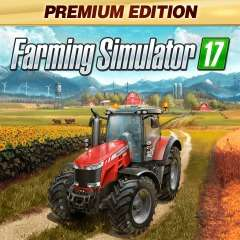 Farming Simulator 17 Premium Edition £19.99 @ PSN