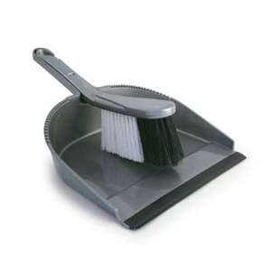 Mercury Dustpan and Brush - £0.50p @Homebase
