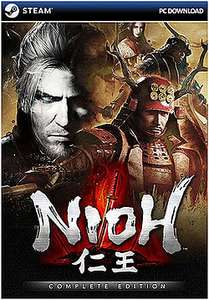 Nioh: Complete Edition (Steam Key) £27.99 @ GAME