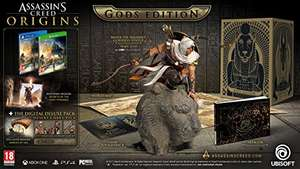 Assassin's Creed Origins Gods Collector's Edition (PS4) - Amazon prime now