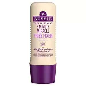 Aussie deep frizz miracle treatment reduced from 4.99 to 1.25 at Superdrug