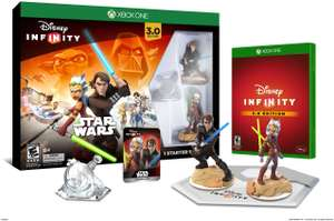 Disney Infinity 3.0 Edition Star Wars Starter Pack for Xbox One @ Amazon.Com (sold by Your Online Supplier & FBA)