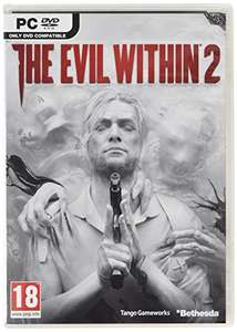 Bethesda The Evil Within 2 (PC DVD), £15.87 prime /£17.86 non prime at Amazon