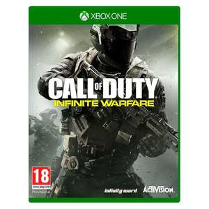 Call of duty infinite warfare PS4 / Xbox One £5 @ Tesco Groceries (poss instore)