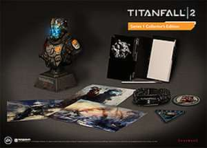 Titanfall 2 Collectors Edition(no game)