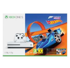 Xbox One S 1Tb Forza Horizon 3 Hot Wheels, Halo 5 Guardians And GOW Ultimate £229.99 @ Very