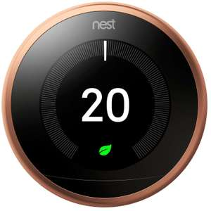 Google Nest copper. £179 @ John Lewis + 2 year warranty