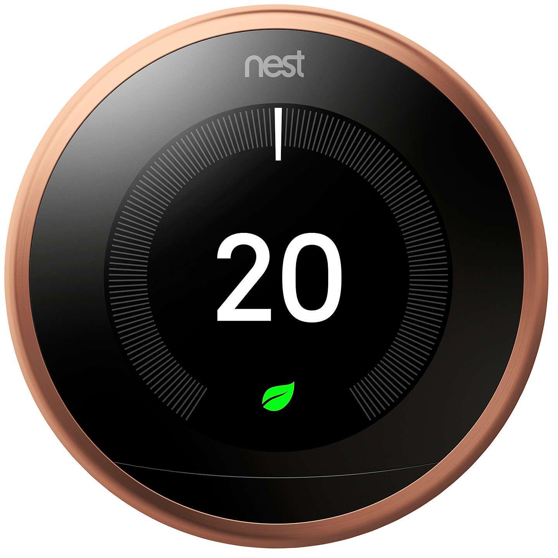 Google Nest copper. £179 @ John Lewis + 2 year warranty