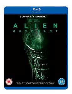 Alien Covenant Blu-Ray £5 delivered (Prime, £6.99 Non Prime) @Amazon