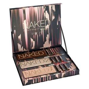 Urban Decay Naked Vault IV down from £195 to £130 @ Urban Decay with free delivery