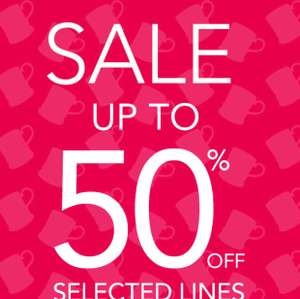 Whittard Sale up to 50% off Selected Lines