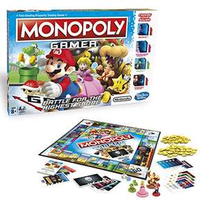 Hasbro Gaming Monopoly Gamer - £12.50 on Amazon with Prime