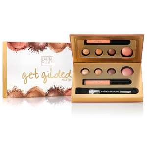 Laura Geller Get Gilded Palette £12.75 Including Delivery @ Escentual - Code ESCENTUAL20