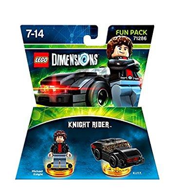 LEGO dimensions Knight Rider £6 prime / £7.99 non prime @ amazon