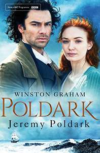 Kindle Edition Today's Big Deal - Winston Graham's Poldark series,  5 titles down to £1.19 Each @ Amazon