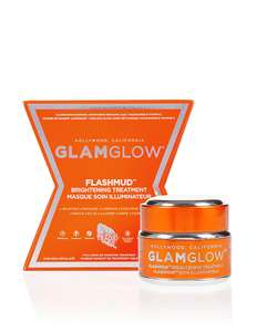 GLAMGLOW® Flashmud™ Brightening Treatment 50g £21 with sparks preview sale at M&S