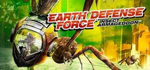 Earth Defense Force: Insect Armageddon (PC) 69p @ steam