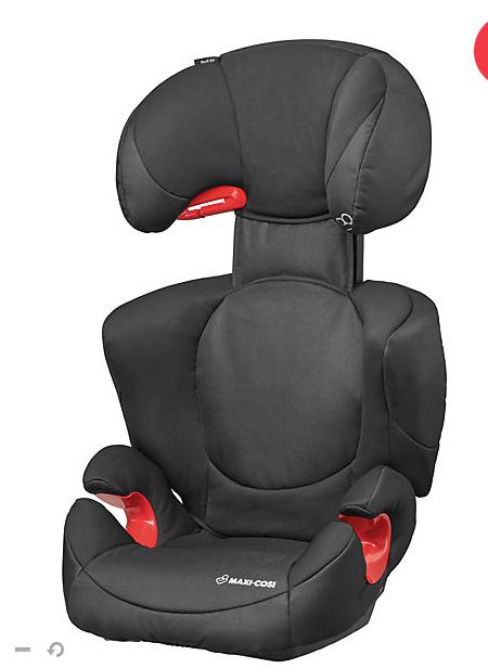 Maxi-Cosi Rodi XP2 stage 2/3 car seat £50 @ Mothercare