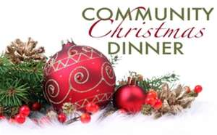 Free community Christmas dinner