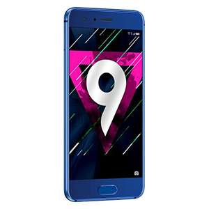 Honor 9 64 GB Dual Camera UK SIM-Free Smartphone £299.99 - Blue - Amazon Prime