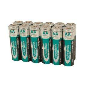 Last minute batteries! Maplin Rechargeable 2000mAh AA Batteries 16 for £13.49 (using voucher) or £12.49 for 12 @ Maplin