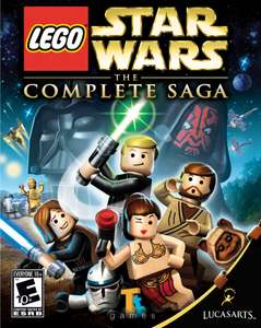 [Steam Code] Lego Star Wars PC Download £3.75 @ Amazon