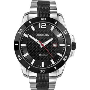 Sekonda Men's Quartz Watch £29.99 Sold by tictocwatches and Fulfilled by Amazon